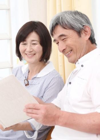 地域を重視したお世話ができ、少子化・高齢化対策にも取り組んでいます。